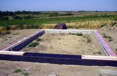 Подготовка участка под строительство дома: разметка участка под фундамент