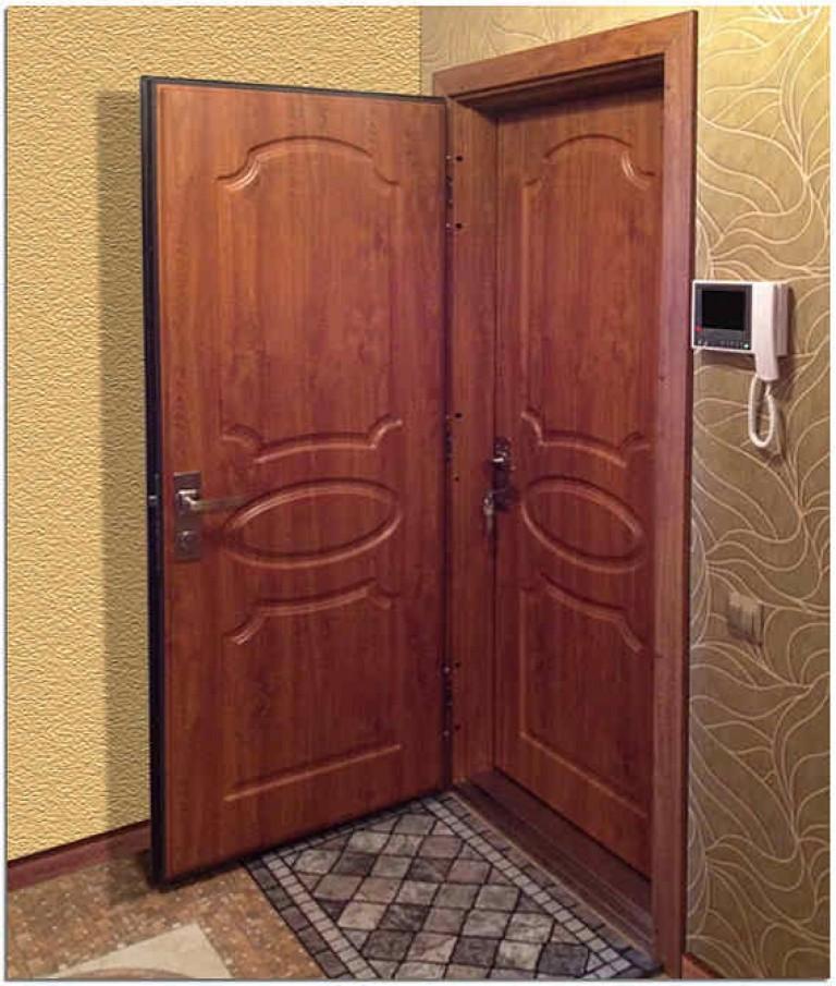 купить железную дверь с шумоизоляцией в москве
