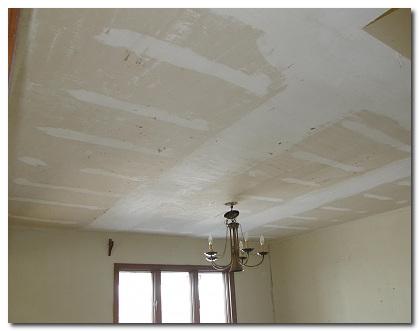 Как выровнять потолок в квартире фото