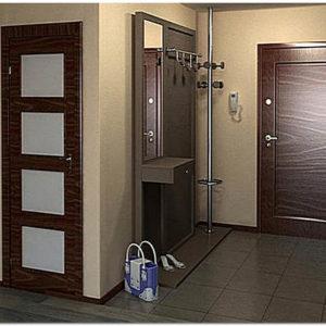 Варианты отделки прихожей в квартире: функционально, практично и красиво