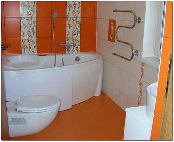 Дизайн ванной в стандартной квартире фото