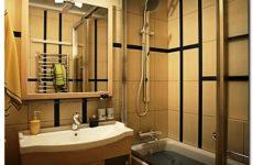 Дизайн ванной комнаты в обычной квартире: варианты оформления ванной