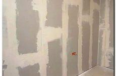 Как правильно выравнивать стены гипсокартоном