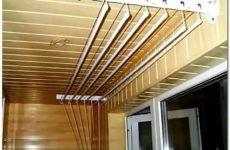Как отделать балкон своими руками: особенности внутренней и внешней обшивки