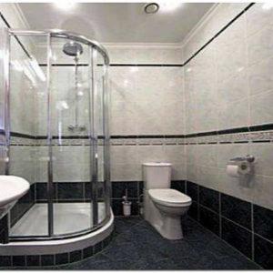 Отделка кафельной плиткой ванной комнаты: правила оформления стен и пола кафелем