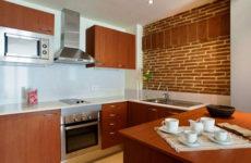 Перепланировка кухни в хрущевке и панельном доме брежневке