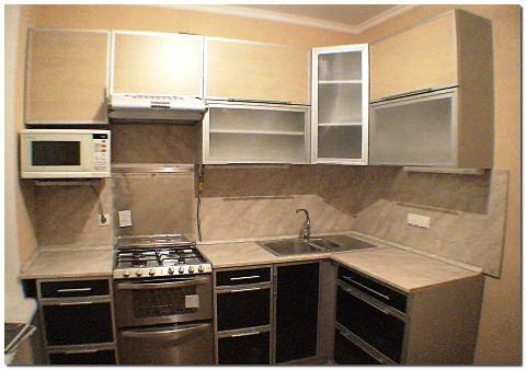 Перепланировка маленькой кухни фото