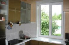 Как сделать в маленькой кухне красивый ремонт