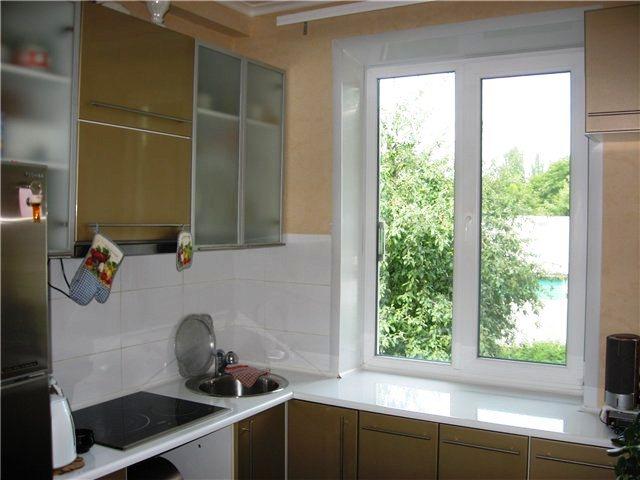 Проблемы вот и ремонт маленькой кухни