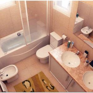 Как правильно сделать пол в ванной комнате своими руками