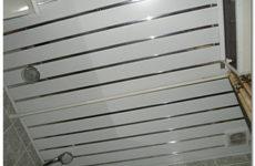Ремонт потолка в ванной комнате своими руками