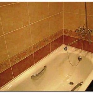 Ремонт в ванной комнате и туалете