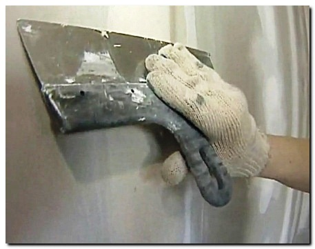 Шпаклевать стены своими руками
