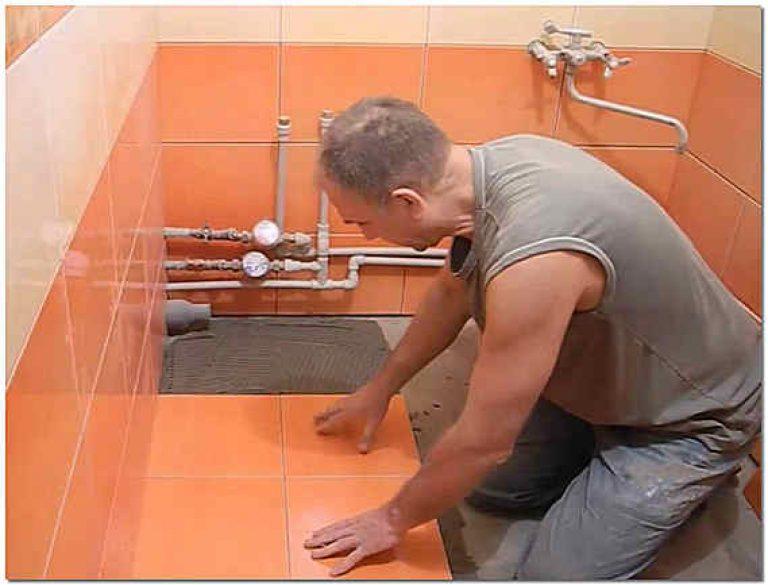 Процесс создания ванны своими руками