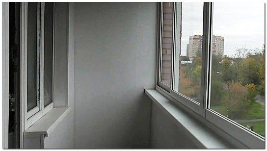 варианты отделки балкона фото