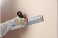 Как подготовить стены к поклейке обоев и укладке плитки
