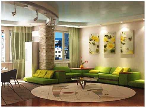 фото интерьер квартиры своими руками