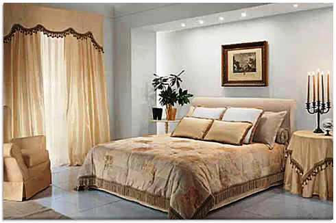 Как сделать спальню уютнее своими руками
