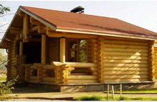 Баня на даче: как построить баню на дачном участке своими руками