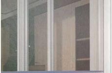 Противомоскитная сетка для пластиковых окон: виды москитных сеток