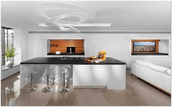 Дизайн ремонта кухни фото
