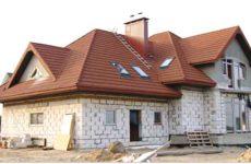 Постройка загородного дома