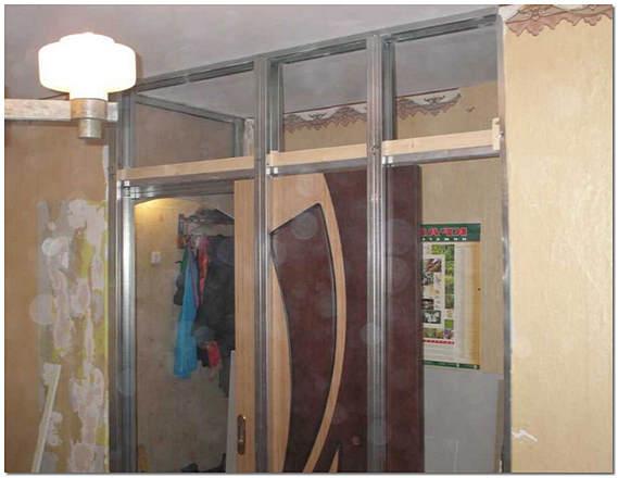 Установка раздвижной межкомнатной двери фото