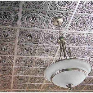 Клеевые потолки из полистирольной плитки: плюсы и минусы