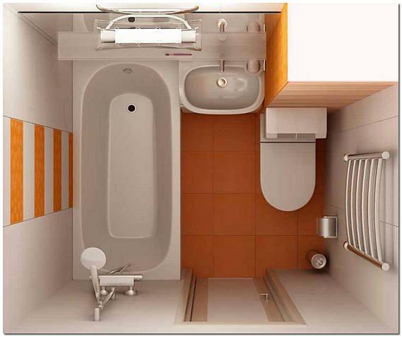 Объединение ванной и санузла