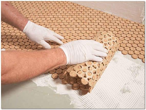 принципе как клеить пробковое покрытие для стен вида термобелья: