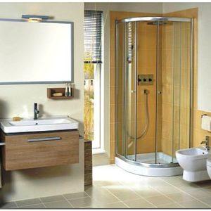 Обои для ванной – можно ли клеить обои в ванной комнате
