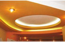 Какие бывают подвесные потолки в квартирах?