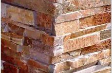 Способы отделки фасадов искусственным камнем