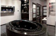 Модные стили интерьера современной ванной комнаты