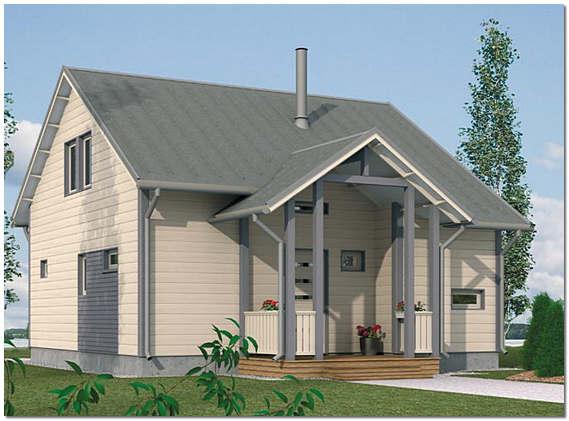 Stroitelstvo doma iz se`ndvich paneley1 Быстровозводимые сборные дома из сэндвич панелей. Строительство дома из сэндвич панелей