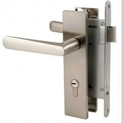 Цилиндровый замок для металлической двери