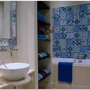 Майолика плитка – роскошь и красота глазурованной керамики