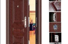 Как установить дверь: установка входной металлической двери своими руками
