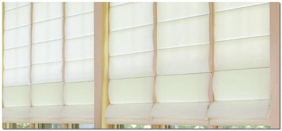 Тканевые жалюзи на окна