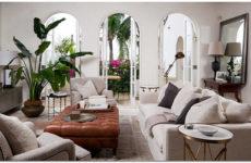 Декоративные комнатные растения и цветы в интерьере квартиры и дома