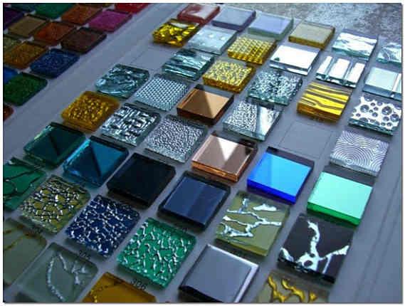 Мозаичные чипсы фото