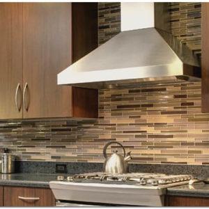 Плитка мозаика для кухни: практично, доступно, роскошно!