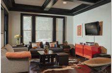 Кессонные потолки: особенности изготовления и преимущества