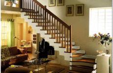 Деревянные лестницы: виды и конструктивные особенности
