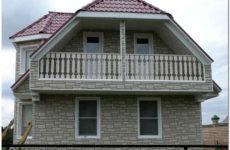 Стеновые панели под кирпич для наружной отделки дома