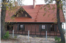 Отделка фасада дома клинкерной плиткой под кирпич