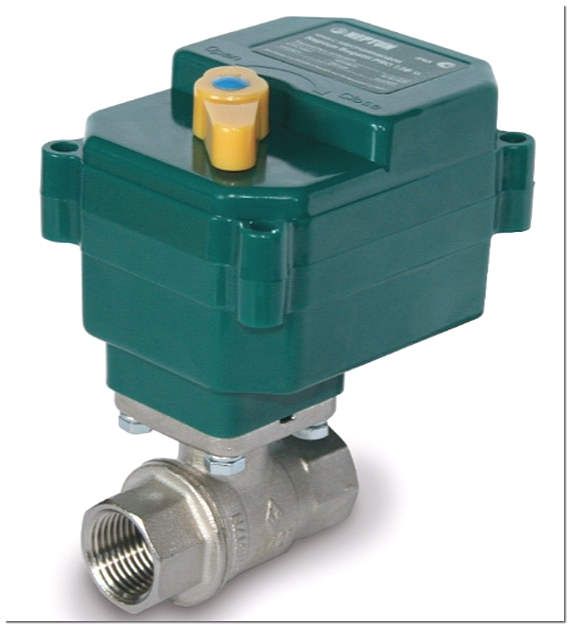 Клапан перекрытия воды при утечке