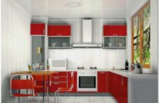 Как сделать качественный косметический ремонт кухни эконом класса своими руками