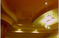 Подвесной потолок с подсветкой: в поисках оптимального решения