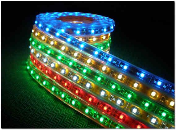 Светодиодная led-лент для подвесных потолков фото